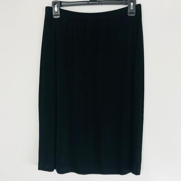 047d1fb253 Chico's Skirts | Chicos Travelers Pencil Skirt Womens Size Medium ...
